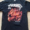 AVULSED Nullo size medium year 2009 TShirt or Longsleeve
