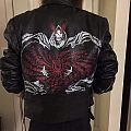 Dissection - Battle Jacket - Dissection Reinkaos Handpainted Leather