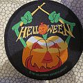 Helloween - 1989 Patch - MIght be fake / bootleg ?