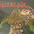 "Gutalax - Tape / Vinyl / CD / Recording etc - Gutalax - 12"" LP- Shit Happens (Neon Orange Edition)"