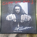 Metallica - Cliff Burton patch - Cliff'em All