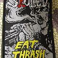 Skulled - Patch - Eat Thrash