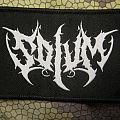 Solum - logo patch