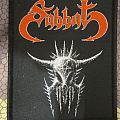 Sabbat patch - official art by ROK