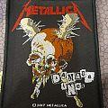 Metallica - Damage Inc  - patch