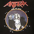 Bootleg - Reprint - Anthrax - now its dark TShirt or Longsleeve