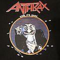 Bootleg - Reprint - Anthrax - now its dark