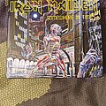 Iron Maiden - Somewhere in Time - CD box set with patch and figure