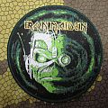 Iron Maiden - Bootleg - Wasted years Patch