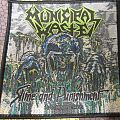 Municipal Waste - Slime and punishment patch