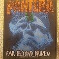 Pantera patch - Far beyond driven