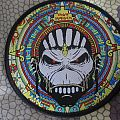 Iron Maiden - Bootleg - book of souls - Amazing details Patch