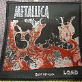 Metallica - Load patch - patch