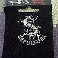 Sepultura - tribal S pin Pin / Badge