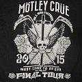 Mötley Crüe - Australian tour - All bad things - Final tour TShirt or Longsleeve