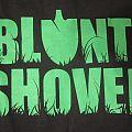 Blunt Shovel - Green logo tee - Aussie metal TShirt or Longsleeve