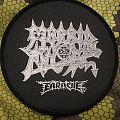 Morbid Angel - Earache Records - Patch