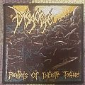 Disgorge - Parallels Of Infinite Torture Official Woven Patch
