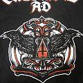 Entombed A.D. - 2017 Australian tour shirt