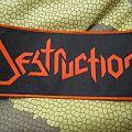 Destruction - Logo Patch