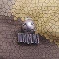 Nirvana - Smiley face pin