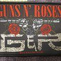 Guns N' Roses - patch - 2012
