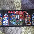 Iron Maiden - bootleg - Legacy Beast patch