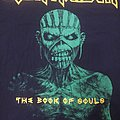Iron Maiden - Limited edition book of souls tshirt