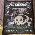 Metallica - Creeping death - patch