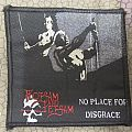 Flotsam And Jetsam - Patch - No place for disgrace