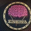 Cerebral Enema - Patch - cerebral enema - logo patch with gold threading
