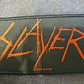 Slayer - Patch - Slayer - Logo