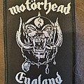 Motörhead - Patch - Motörhead - England