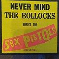 Sex Pistols - Patch - Sex Pistols - Never mind the blllockers