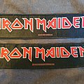 Iron Maiden - Patch - Part 1 - Iron Maiden - Collection of patch versions / variations