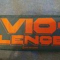 Vio-Lence - Patch - Vio-Lence - Logo