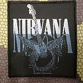 Nirvana - winged guitar patch