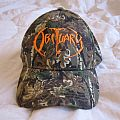 Other Collectable - Obituary Camo Cap