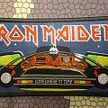 Iron Maiden - Bootleg - somewhere in time Patch