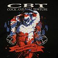 TShirt or Longsleeve - cock and ball torture - 2013 Australian tour shirt
