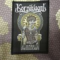 Korpiklaani - man with a plan patch