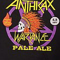 Anthrax - 2019 - Australian tour shirt