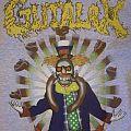 Gutalax - TShirt or Longsleeve - Gutalax - fecal circus - in grey