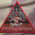 Ripping Corpse - Dreaming with the Dead - Bootleg patch