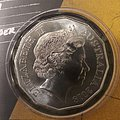 AC/DC - Australia currency - Coin - Real money