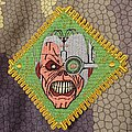 Iron Maiden - Patch from Somewhere in Time - CD box set