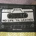 Metallica - No life 'til Leather - patch