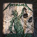 Metallica - TShirt or Longsleeve - Metallica - ...And justice for all