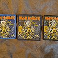 Iron Maiden - Patch - Part 3 - Iron Maiden - Collection of patch versions / variations