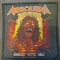 Airbourne - Patch - Airbourne - Breakin' outta hell